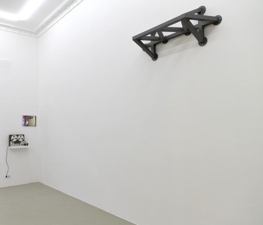 123 Polizei /Krome Gallery Berlin, Abschnit 32, installation, Kurator, Künstler, Galerist, 110,